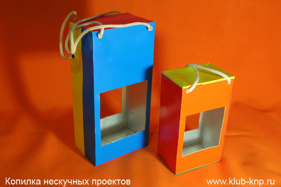 Коробка для кормушек своими руками