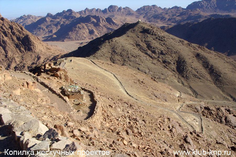 Экскурсия на гору Синай