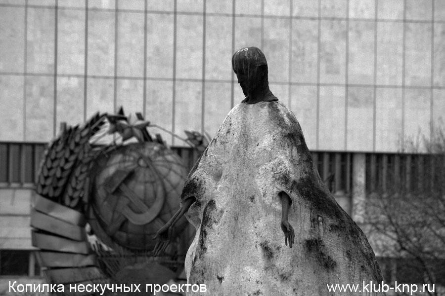 Памятник Христу в Москве