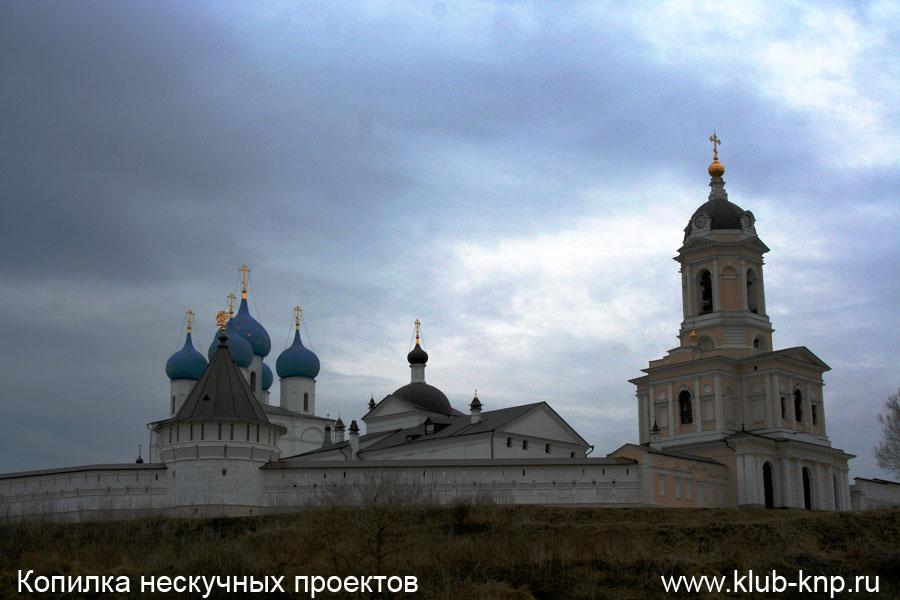 Высоцкий монастырь фото