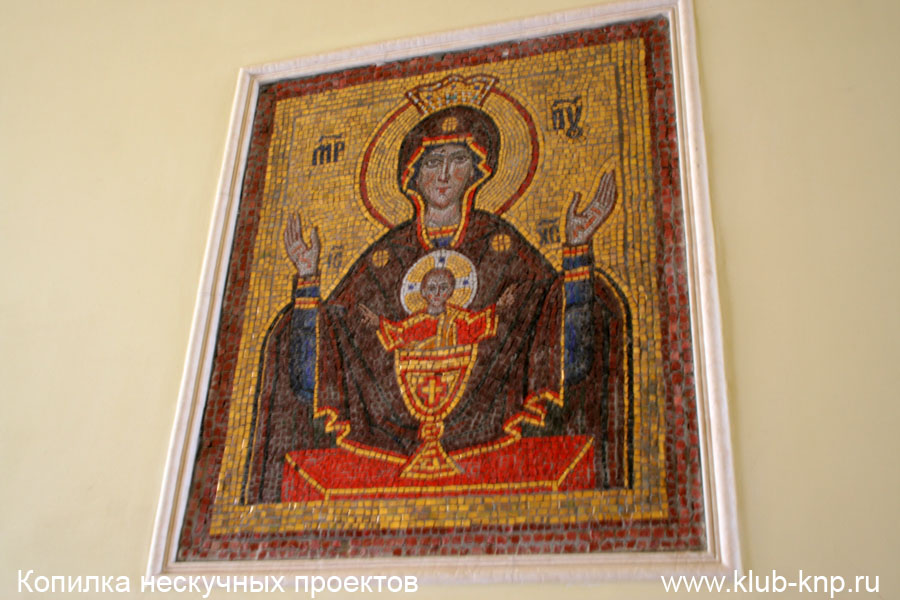 Серпухов Высоцкий монастырь Неупиваемая чаша