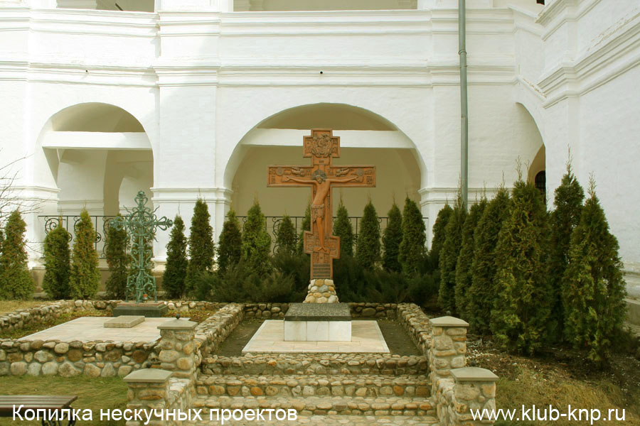 Высоцкий монастырь в Серпухове Отзывы