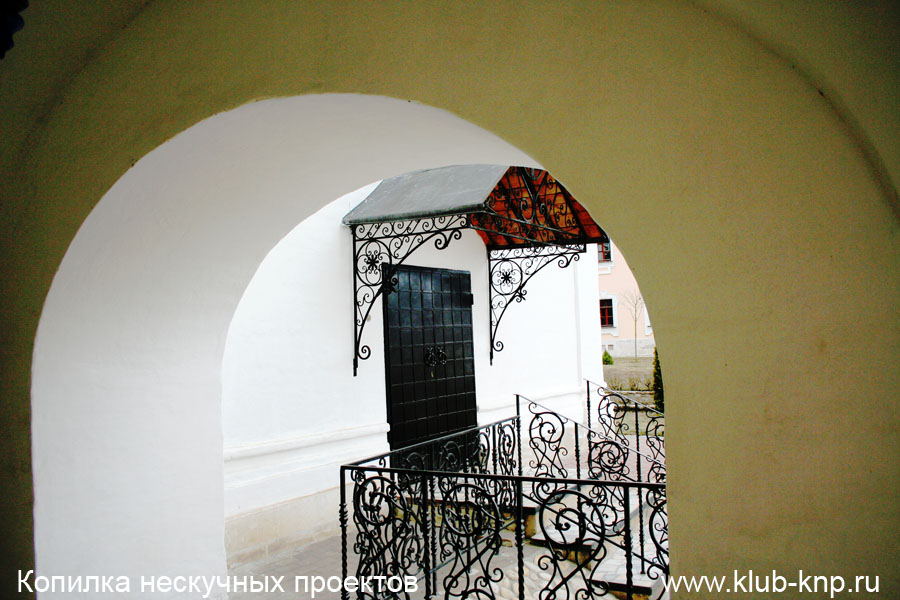 Серпухов Высоцкий мужской монастырь