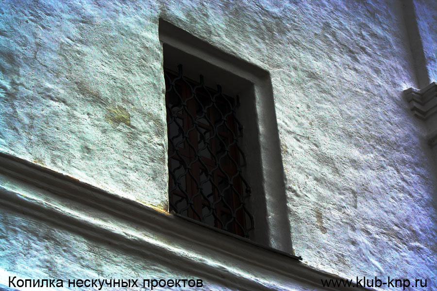 Стена Высоцкого монастыря