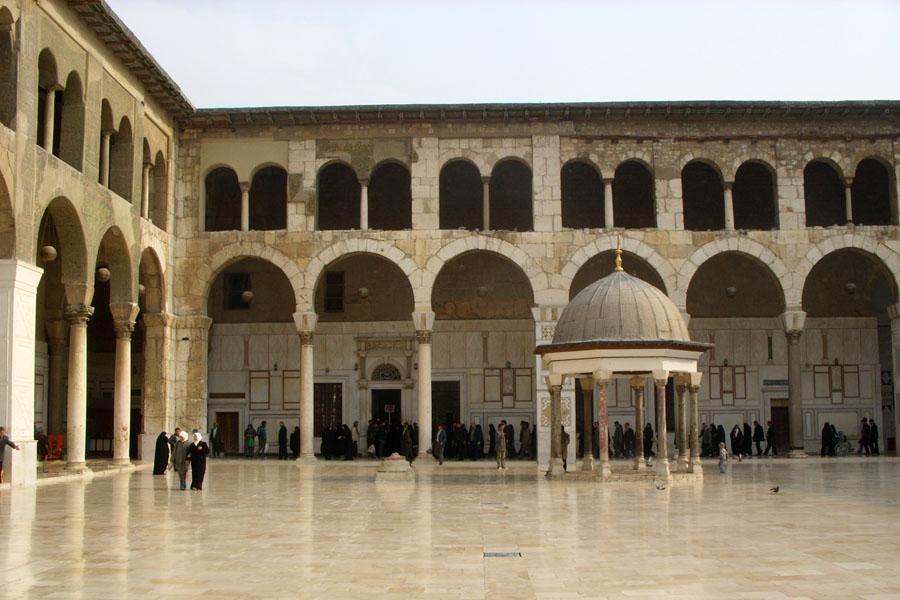 Большая мечеть Омейядов