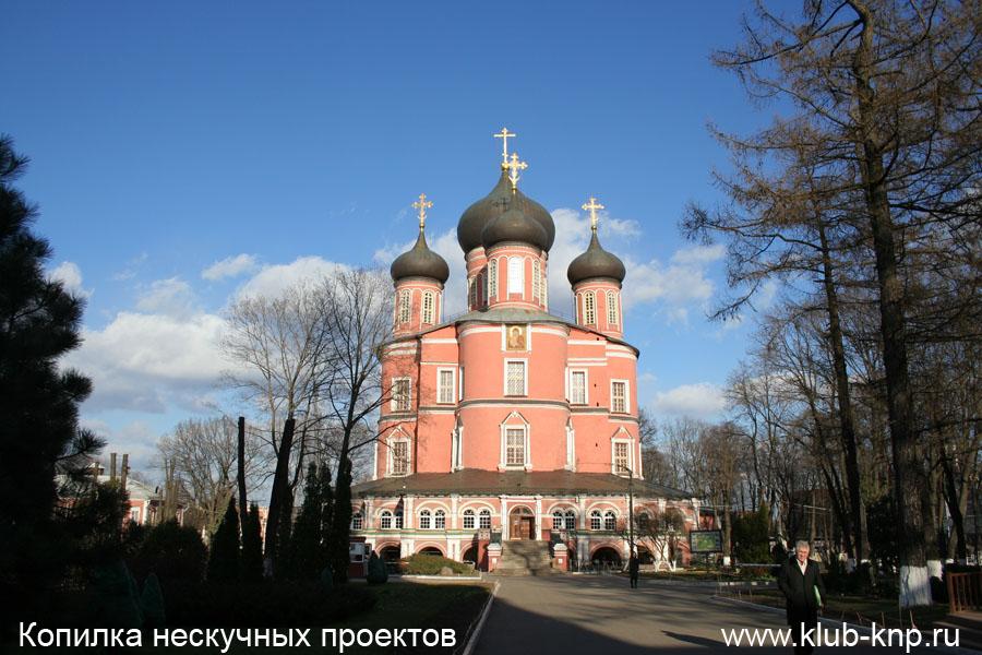 Свято-Донской монастырь