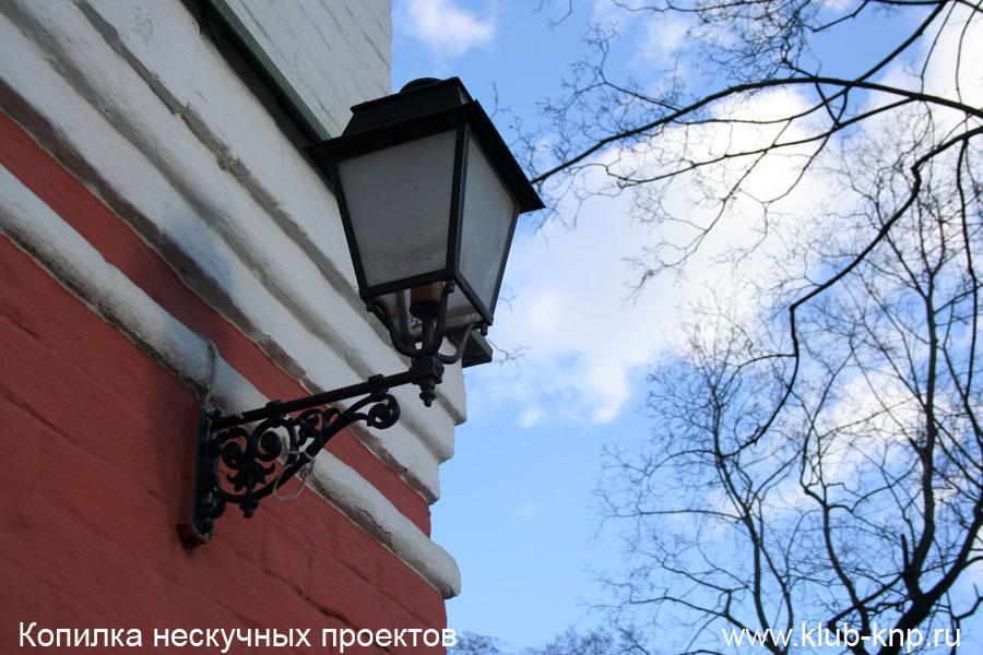 Монастырь Дмитрия Донского в Москве