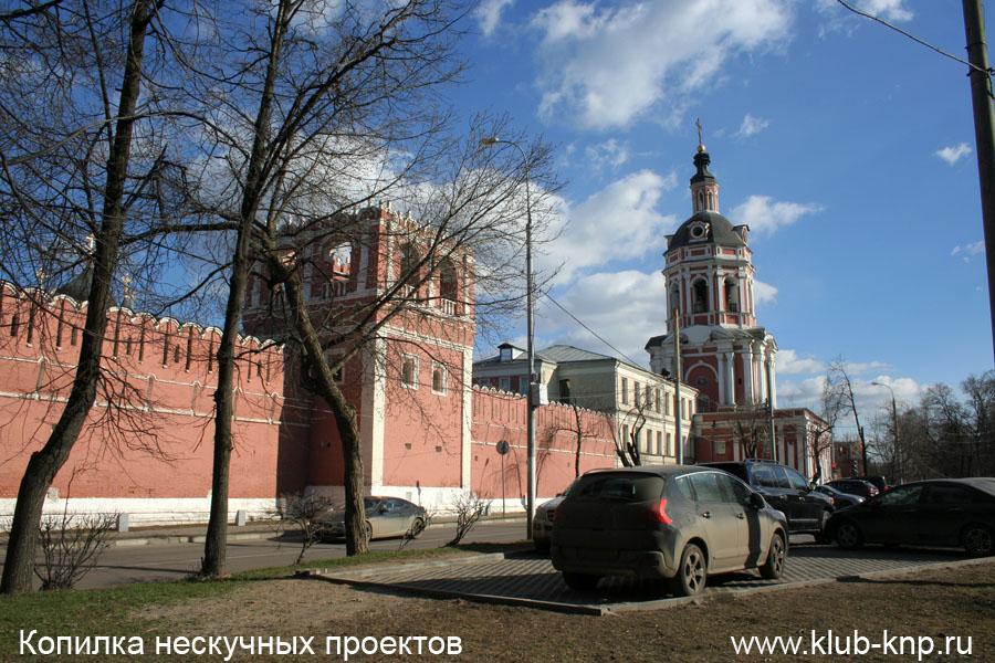 Донской ставропигиальный монастырь