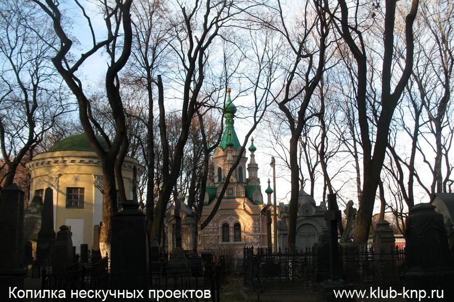 Свято-Донской монастырь в Москве