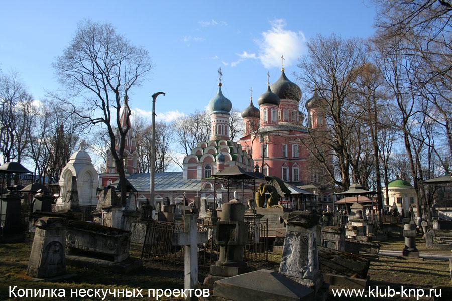 Фото Донской монастырь