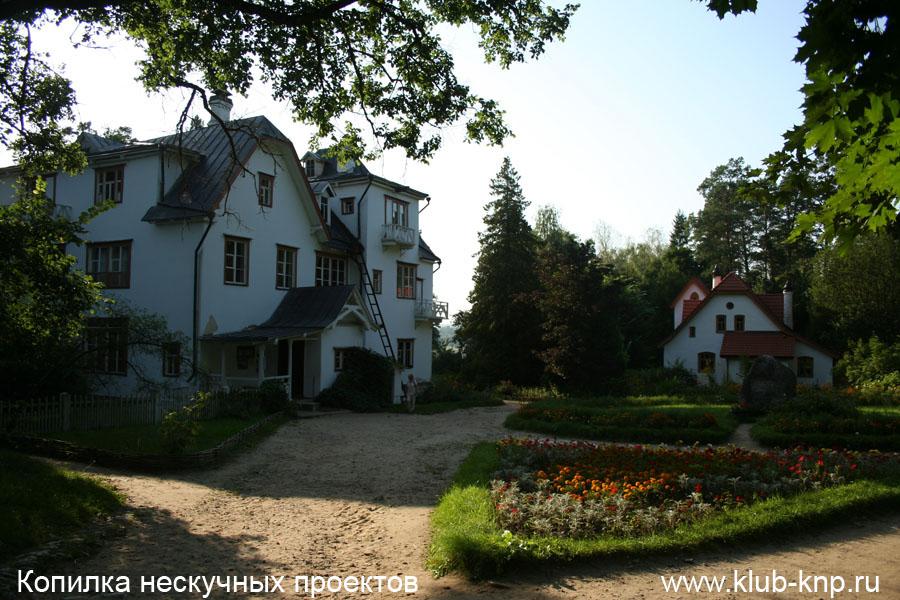 Музей-заповедник Поленово