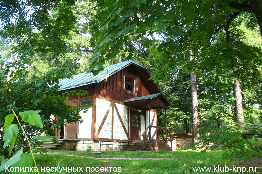 •Дом усадьба Поленово
