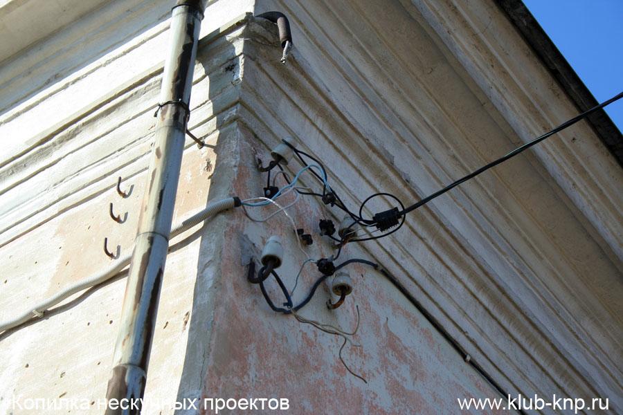 Состояние Распятского монастыря