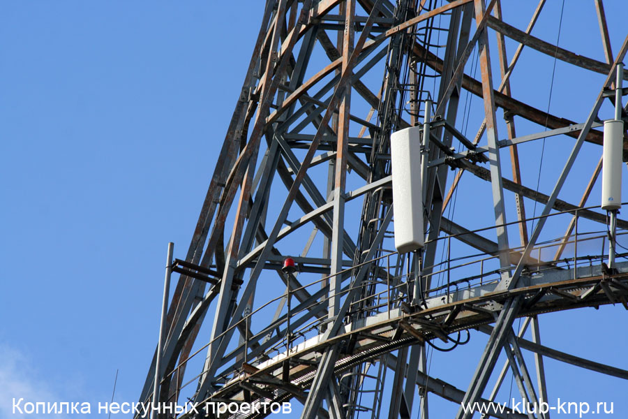Реставрация Шуховской башни