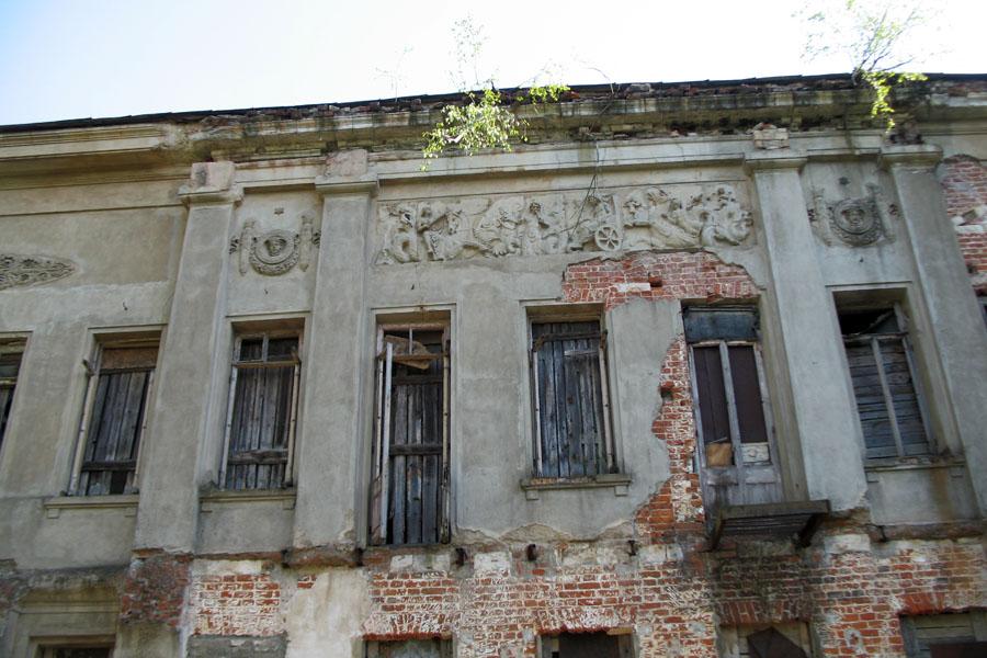 Барский дом в Пущино