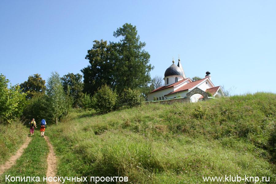 Село Бехово Тульская область Заокский район