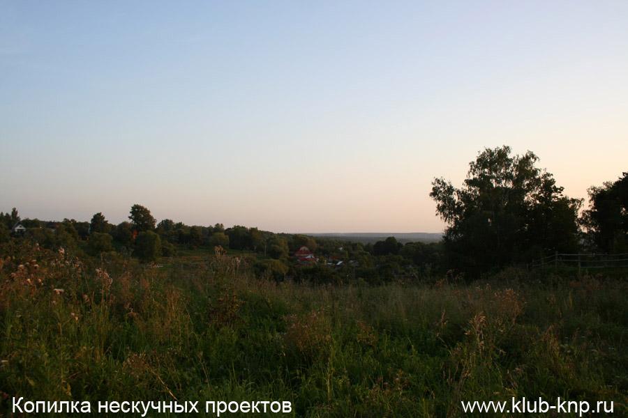 Деревня Бехово Заокский район