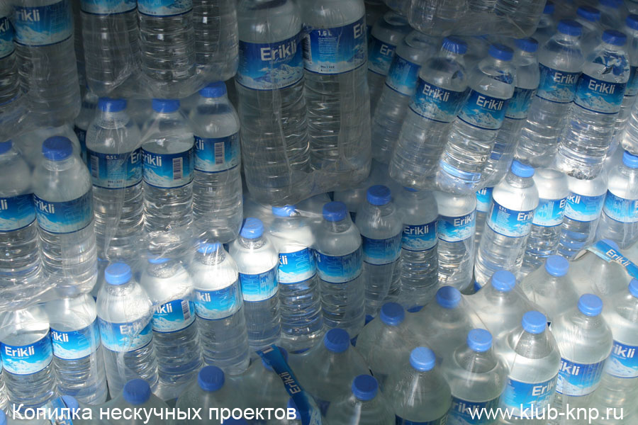 Сколько стоит питьевая вода в Турции